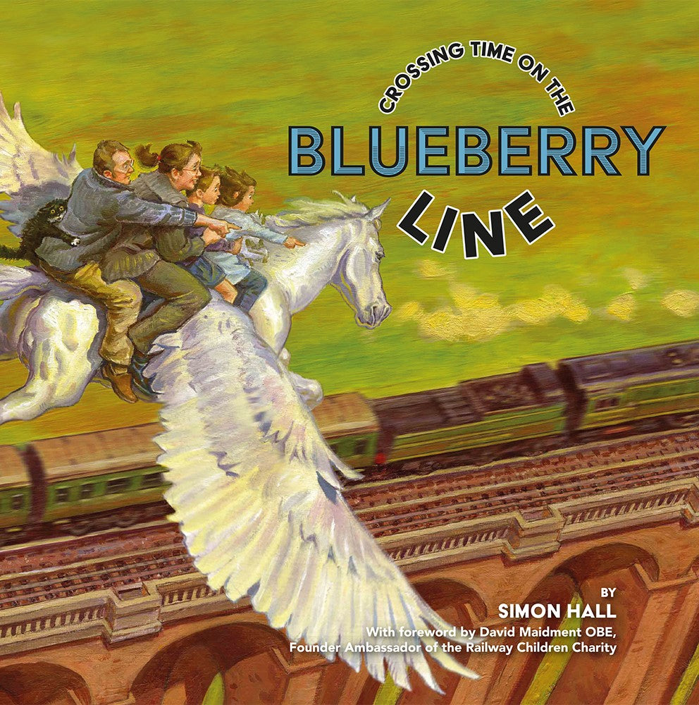 Crossing Time On The Blueberry Line