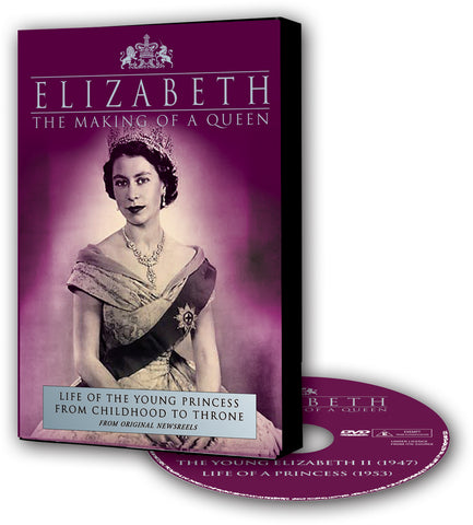 The Royal Collection: HRH Princess Elizabeth DVD