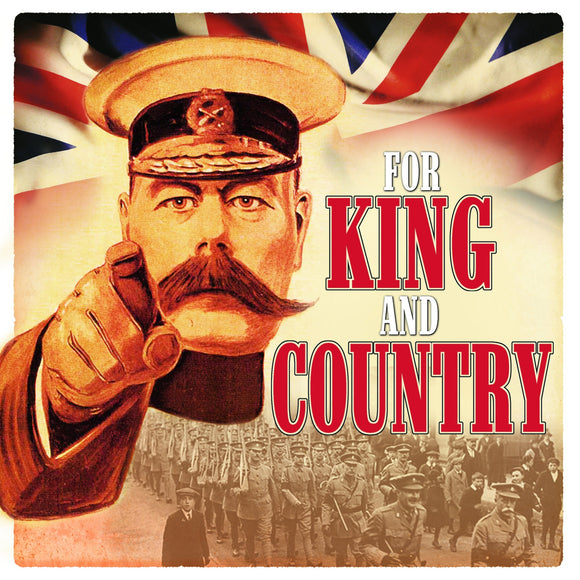 CD: For King And Country