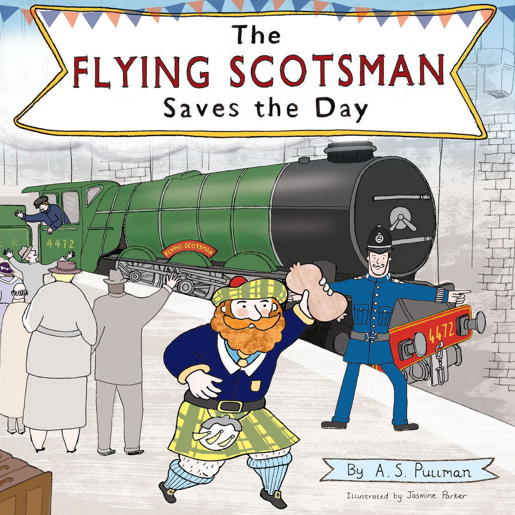 The Flying Scotsman Saves The Day