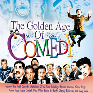 CD: The Golden Age Of Comedy