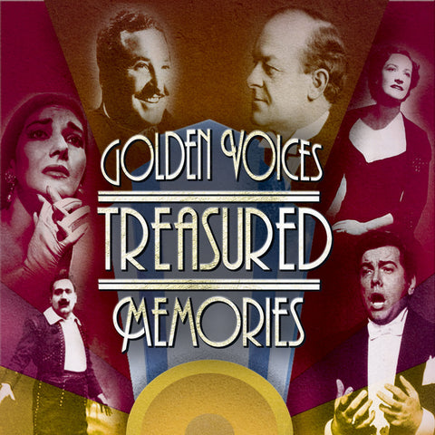 Golden Voices, Treasured Memories