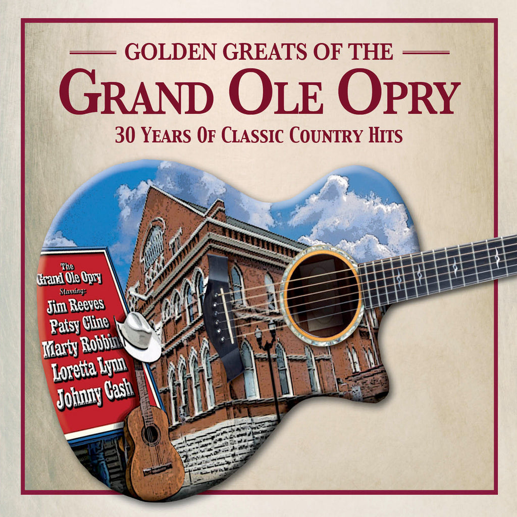 Golden Greats Of The Grand Ole Opry