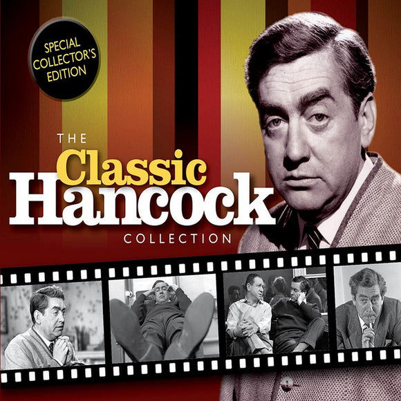 CD: The Classic Hancock Collection