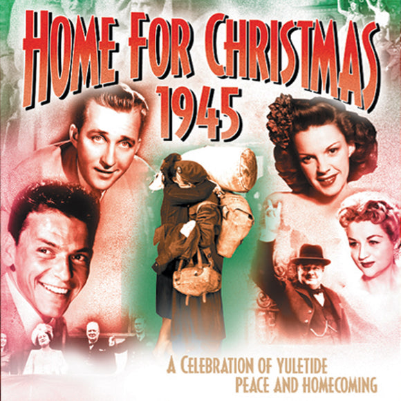 CD: Home For Christmas 1945