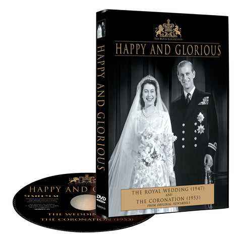 The Royal Collection: Wedding Anniversary DVD