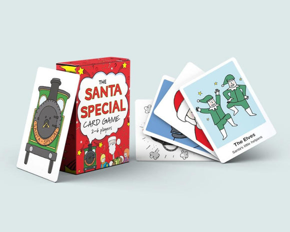 The Santa Special Card Game
