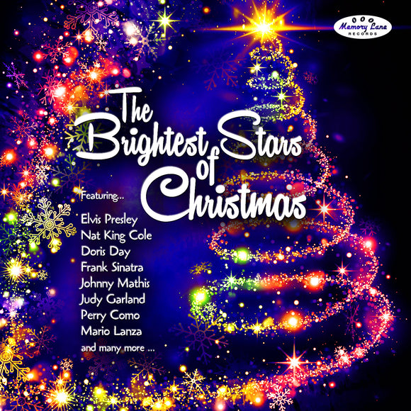 CD: The Brightest Stars of Christmas