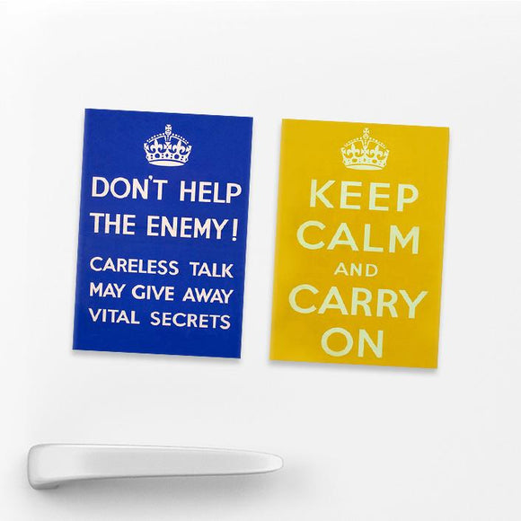 SET OF 2 MAGNETS: Vital Secrets