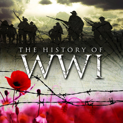 The History Of WWI - Book