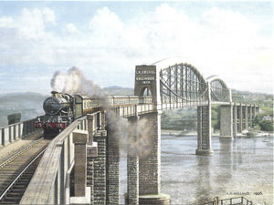 The Royal Albert Bridge - Saltash