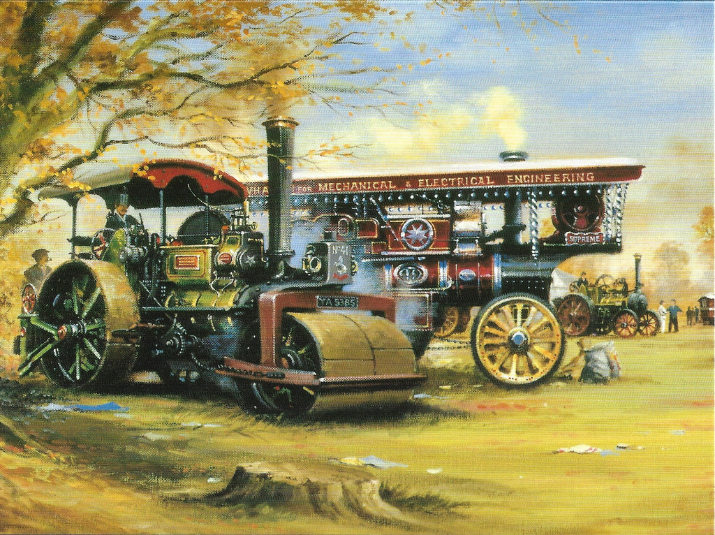 Steam Traction Rally