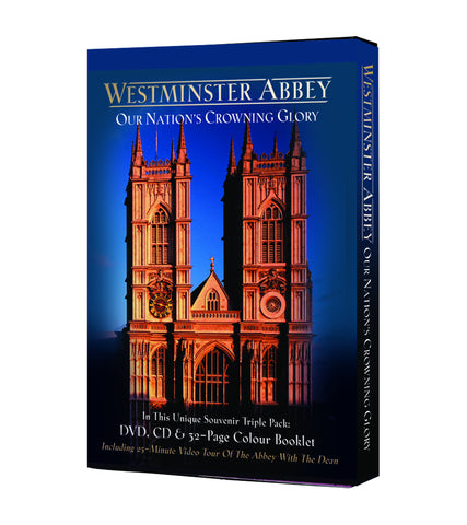 Westminster Abbey: Multi-media Souvenir Guide
