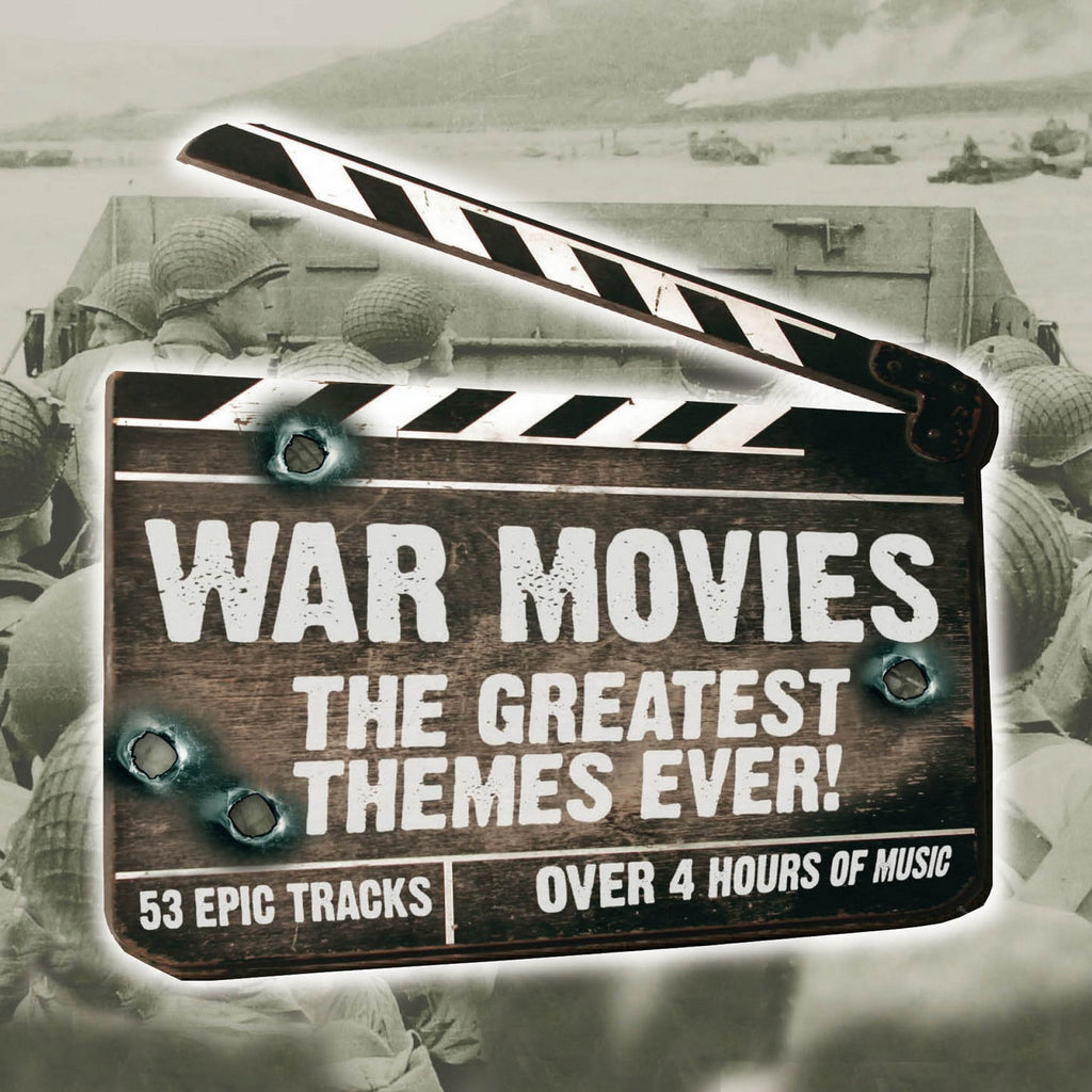 War Movies - The Greatest Themes Ever!
