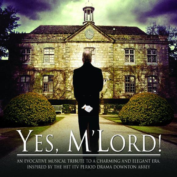 CD: Yes, M'Lord!