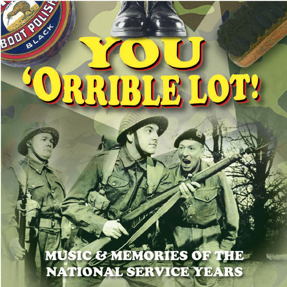 CD: You 'Orrible Lot