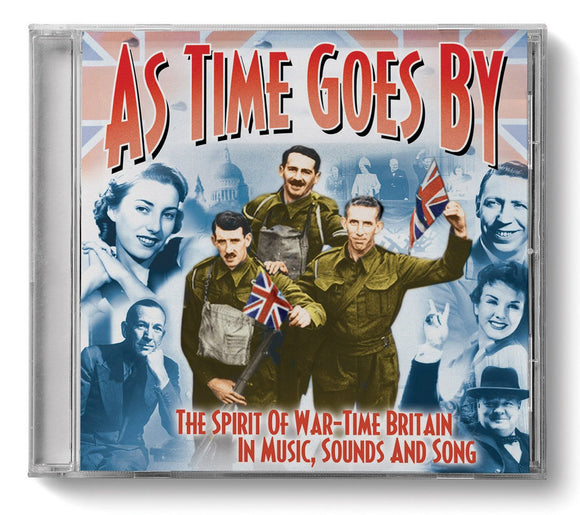 CD: As Time Goes By