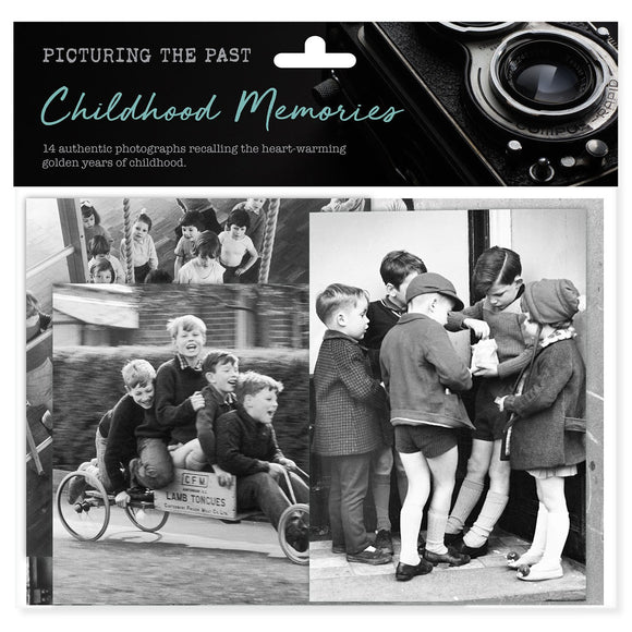 PICTURING THE PAST: Childhood Memories