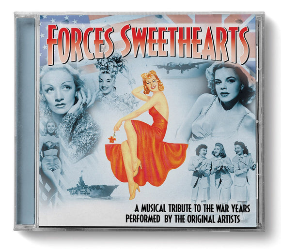 CD: Forces' Sweethearts