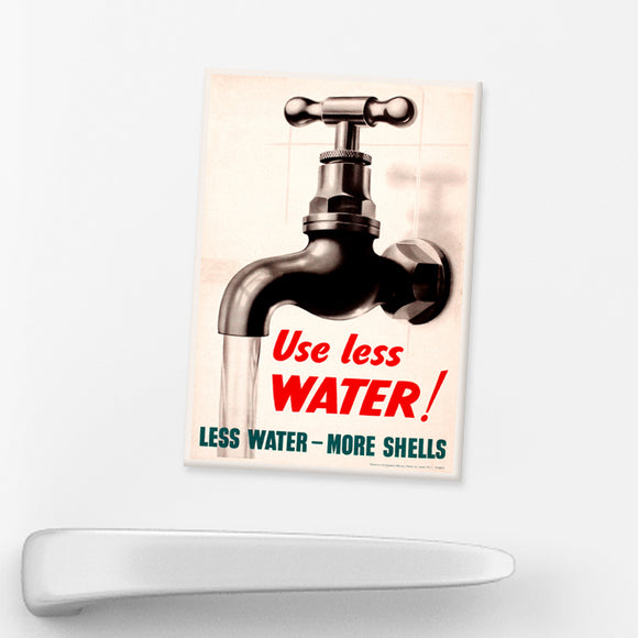 MAGNET: Use Less WATER!
