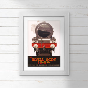 POSTER: The Royal Scot