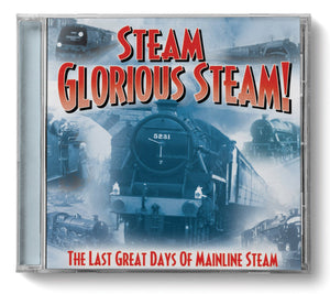 CD: Steam, Glorious Steam!
