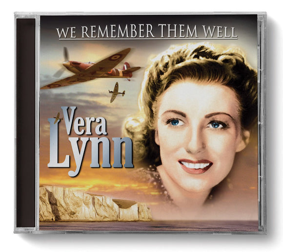 CD: We Remember Them Well - Vera Lynn