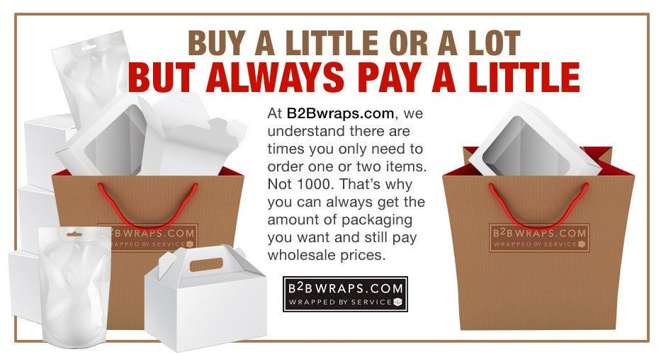 B2Bwraps.com Canada's #1 Retail Packaging Stores