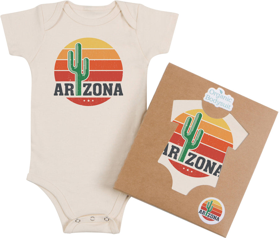 Morado Designs - Arizona Sunset Bodysuit and Tee