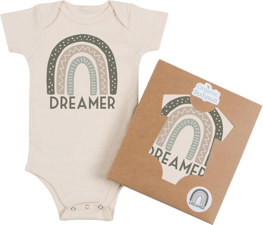 Morado Designs - Dreamer Blue Bodysuit and Tee