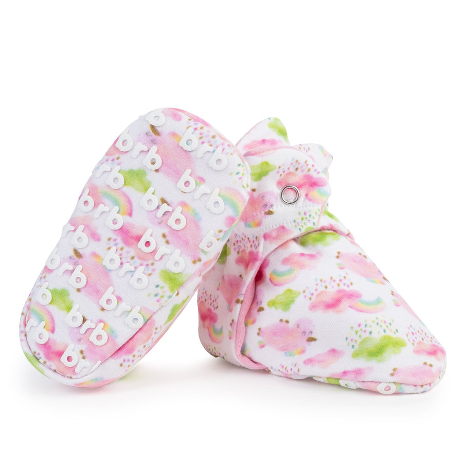 Bird Rock Baby Organic Cotton Booties