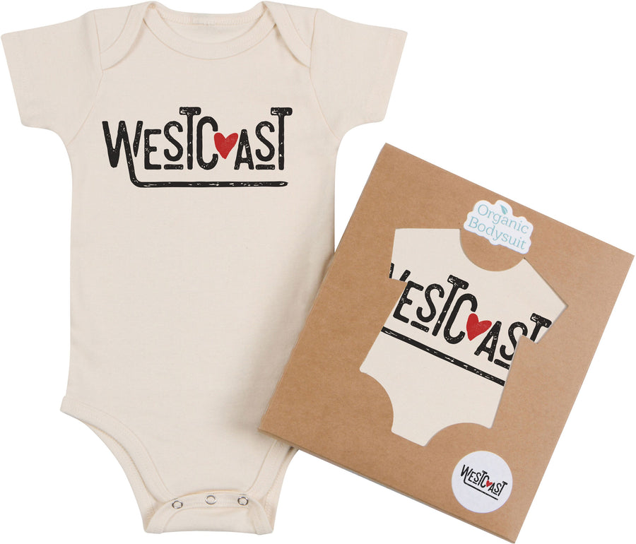 Morado Designs - West Coast Bodysuit and Tee