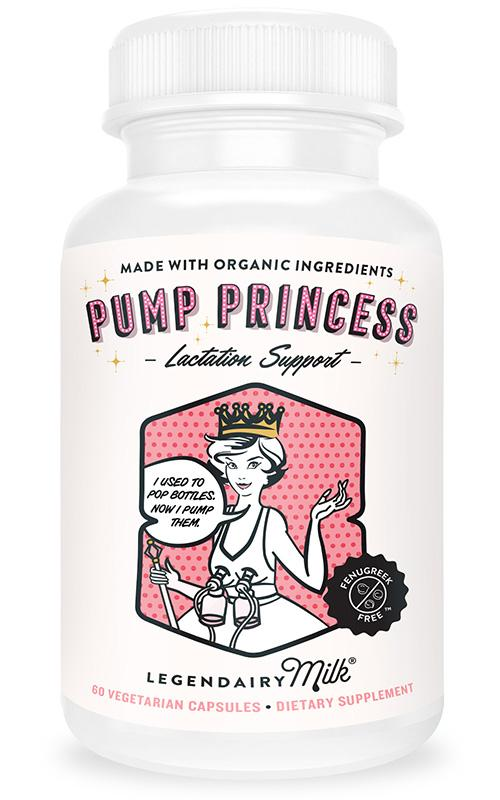 Pump Princess 60 cap