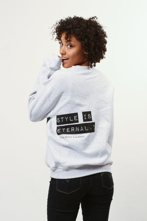 Style Is Eternal Sweater