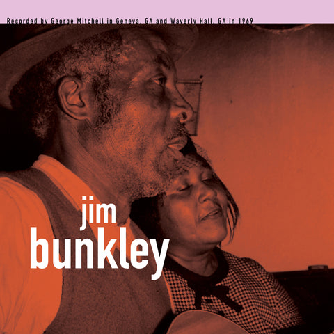 Jim Bunkley: George Mitchell Collection