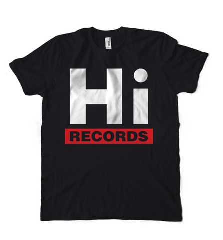 Hi Records Black T-Shirt