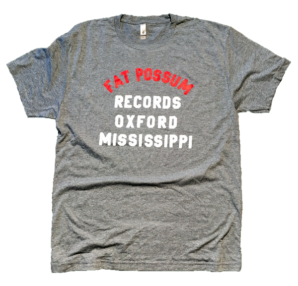 Light Grey Fat Possum Shirt