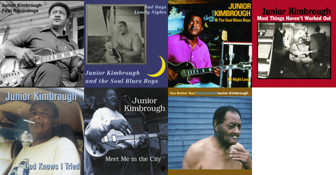 Junior Kimbrough Collection