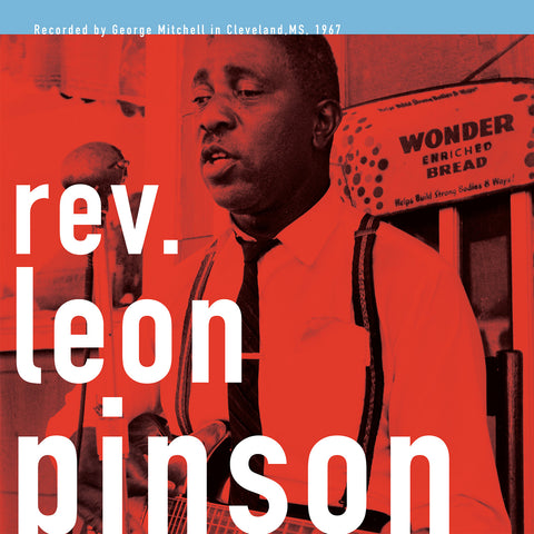 Rev. Leon Pinson: The George Mitchell Collection
