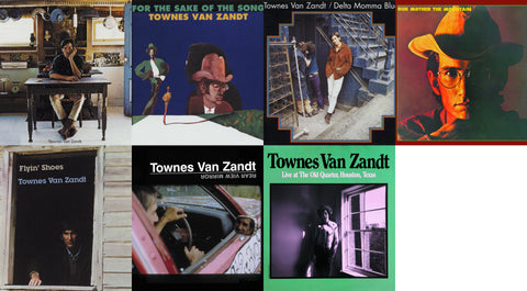 Townes Van Zandt Collection