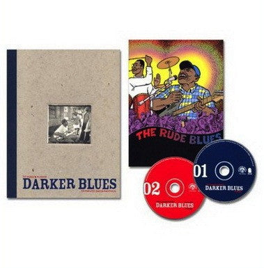 Darker Blues Book