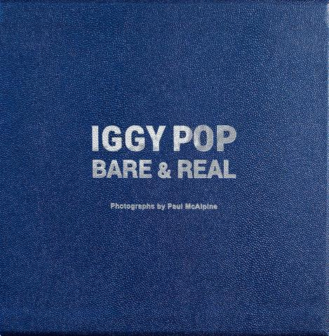 IGGY POP - BARE & REAL