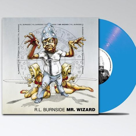 Mr. Wizard Exclusive Color Vinyl