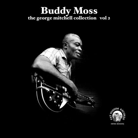 Buddy Moss: George Mitchell Collection