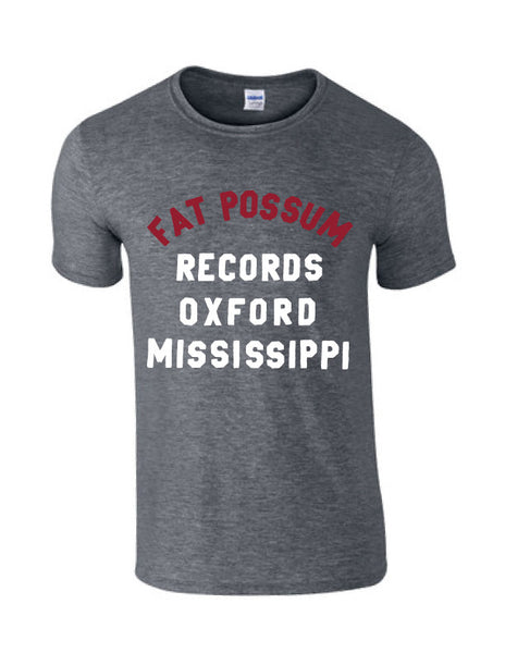 Grey Fat Possum Shirt
