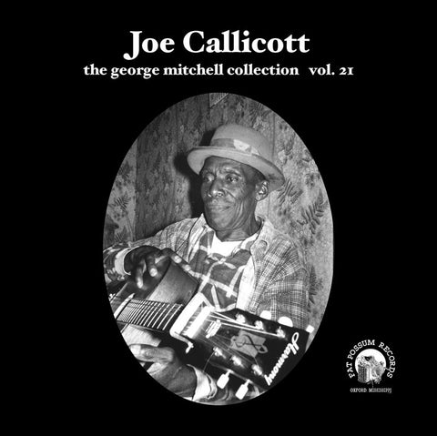Vol 21 - Joe Callicott