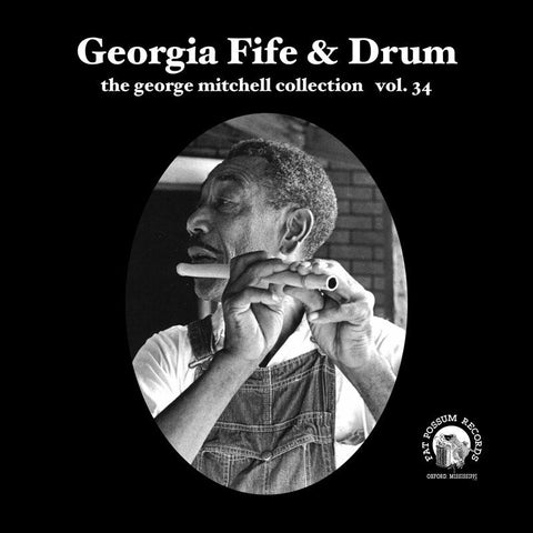 Vol 34 - Georgia Fife & Drum
