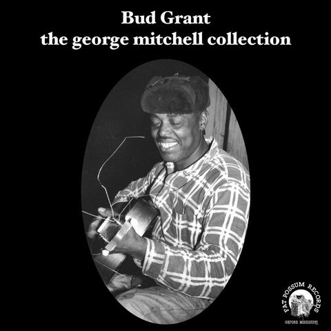 Bud Grant: George Mitchell Collection