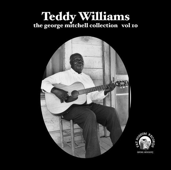 Vol 10 - Teddy Williams