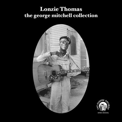 Lonzie Thomas: George Mitchell Collection